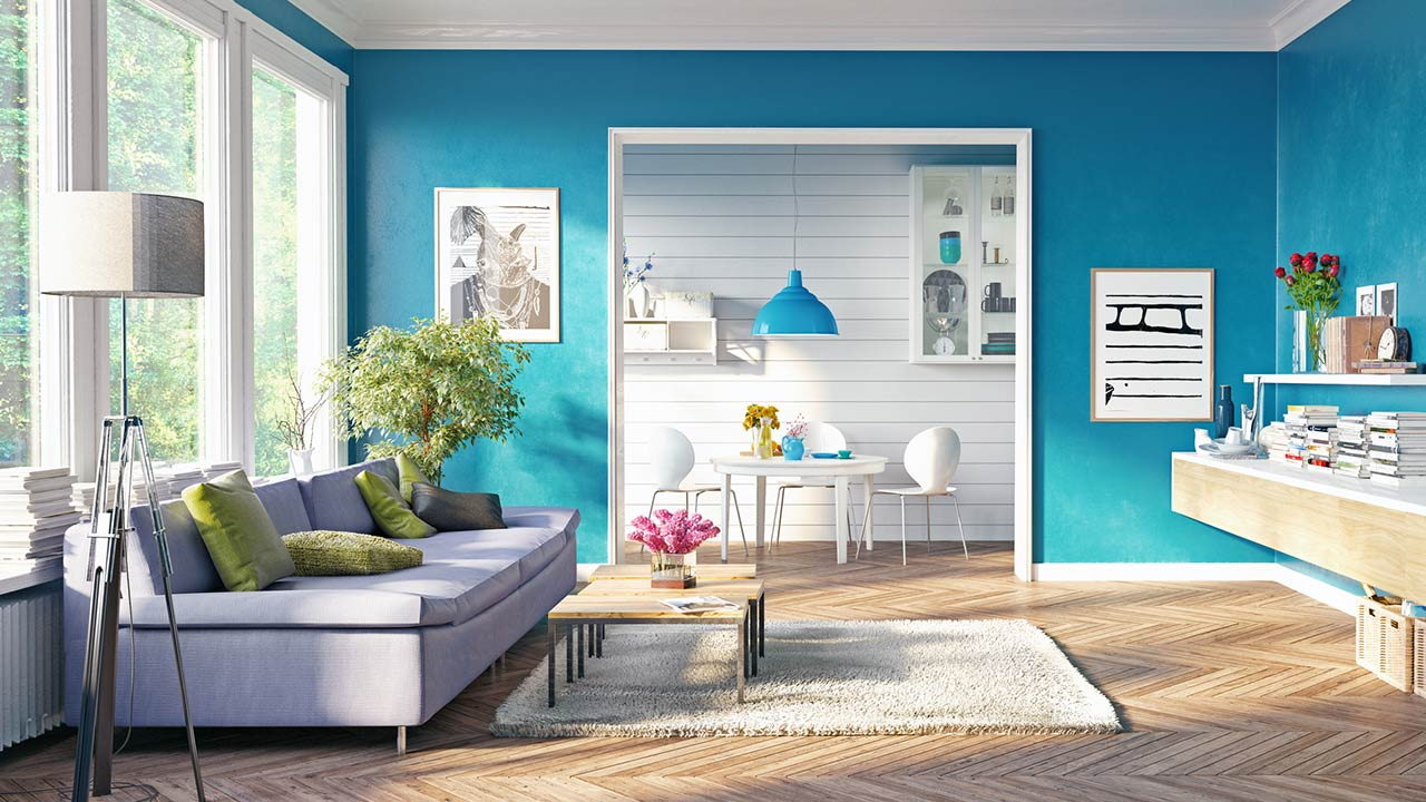 How to give your home a new look